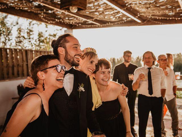 La boda de Alberto y Eleonora en El Palmar, Alicante 72