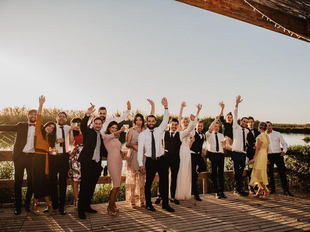 La boda de Alberto y Eleonora en El Palmar, Alicante 75