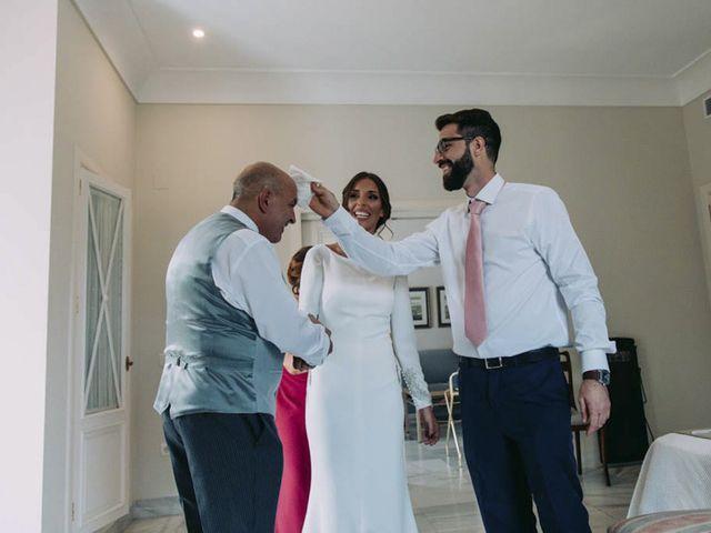 La boda de Santi y Diana en Jerez De La Frontera, Cádiz 13