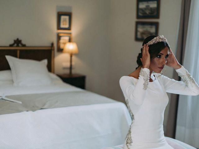 La boda de Santi y Diana en Jerez De La Frontera, Cádiz 15