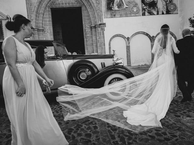 La boda de Santi y Diana en Jerez De La Frontera, Cádiz 19
