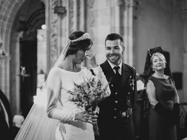 La boda de Santi y Diana en Jerez De La Frontera, Cádiz 21