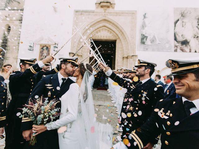 La boda de Santi y Diana en Jerez De La Frontera, Cádiz 22