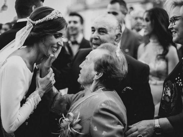 La boda de Santi y Diana en Jerez De La Frontera, Cádiz 1