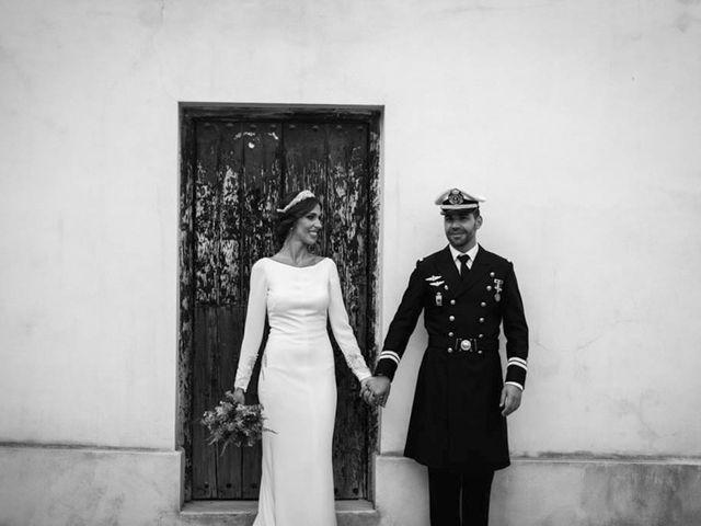 La boda de Santi y Diana en Jerez De La Frontera, Cádiz 23