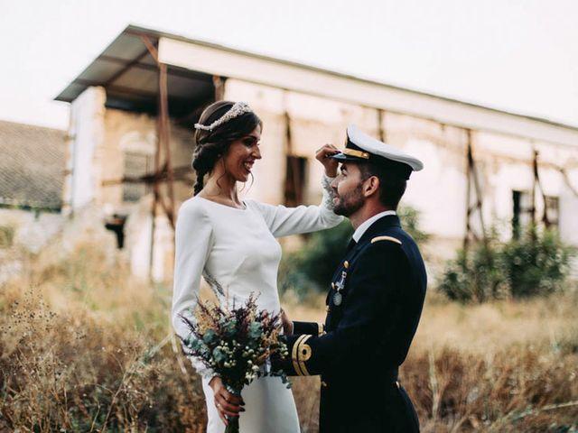 La boda de Santi y Diana en Jerez De La Frontera, Cádiz 24