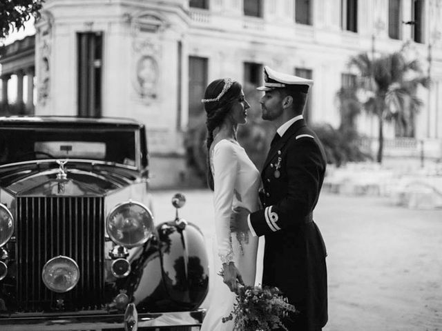 La boda de Santi y Diana en Jerez De La Frontera, Cádiz 25