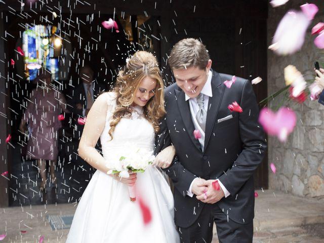 La boda de Arturo y Laura en Albal, Valencia 16