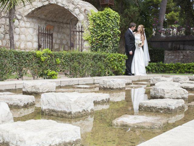 La boda de Arturo y Laura en Albal, Valencia 18
