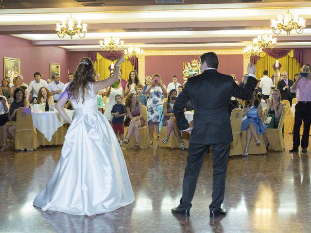 La boda de Arturo y Laura en Albal, Valencia 25