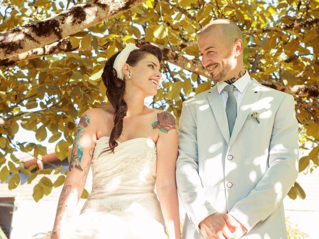 La boda de Klau y Zeke