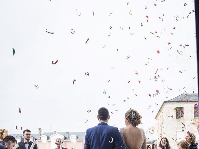 La boda de Jorge y Marta en Vega De Espinareda, León 16