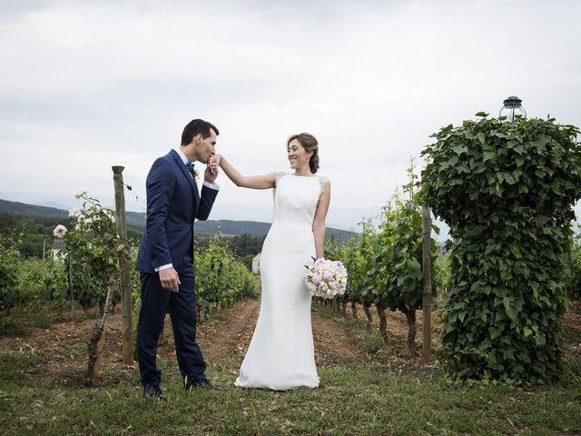 La boda de Jorge y Marta en Vega De Espinareda, León 26