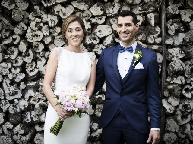 La boda de Jorge y Marta en Vega De Espinareda, León 29