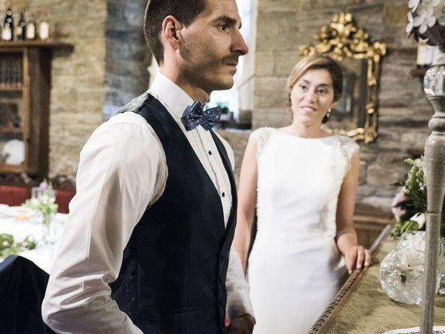 La boda de Jorge y Marta en Vega De Espinareda, León 34