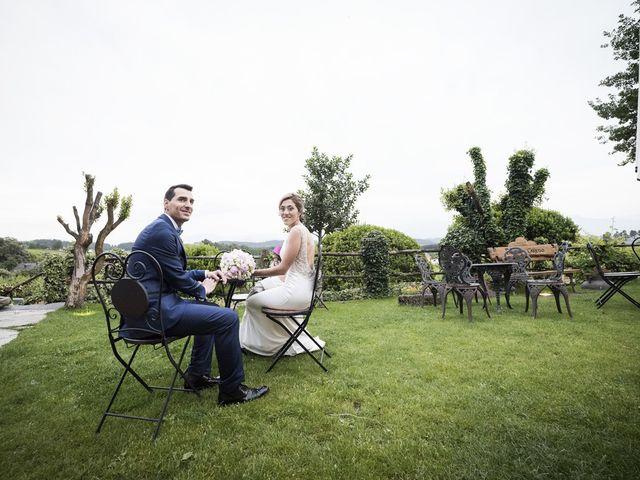 La boda de Jorge y Marta en Vega De Espinareda, León 37