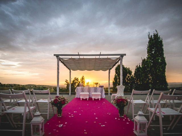 La boda de Julio y Mari Carmen en Alalpardo, Madrid 7