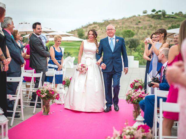 La boda de Julio y Mari Carmen en Alalpardo, Madrid 8