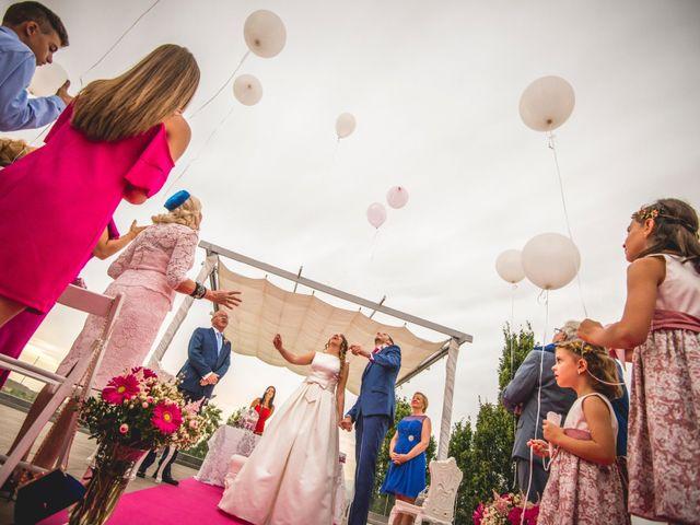 La boda de Julio y Mari Carmen en Alalpardo, Madrid 10