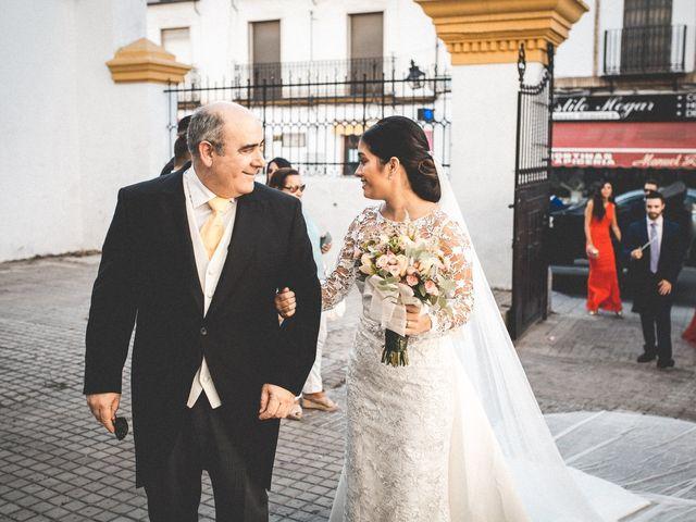 La boda de Alejandro y Judit en Córdoba, Córdoba 16