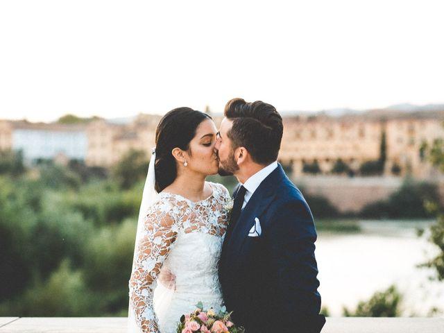 La boda de Alejandro y Judit en Córdoba, Córdoba 23