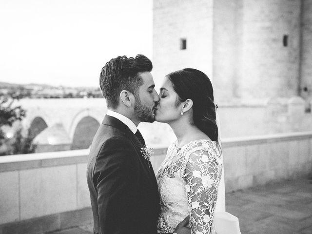 La boda de Alejandro y Judit en Córdoba, Córdoba 25