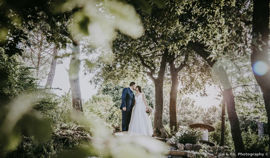 La boda de Jose y Judit en Castellar Del Valles, Barcelona