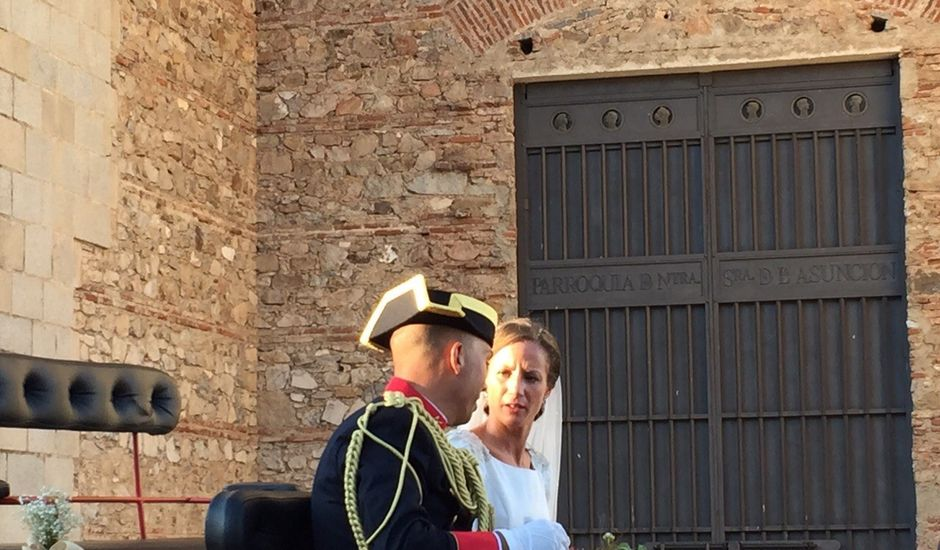La boda de Natalia y Álvaro en Aracena, Huelva