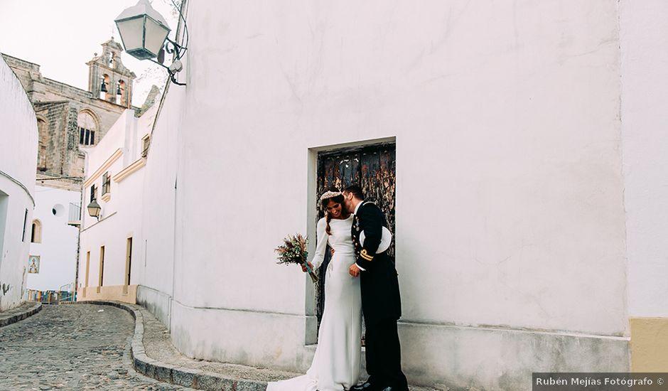 La boda de Santi y Diana en Jerez De La Frontera, Cádiz