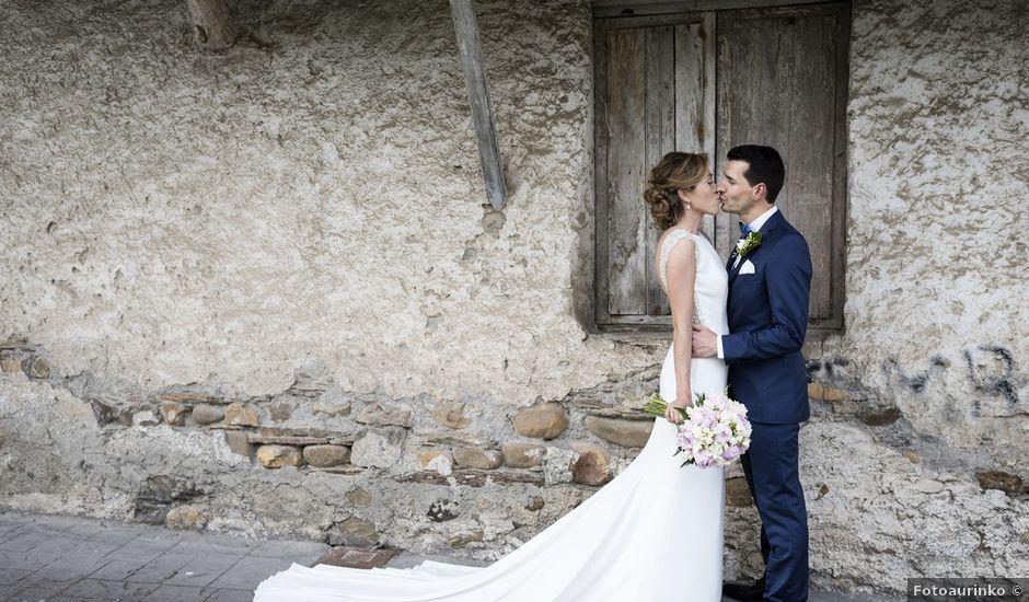 La boda de Jorge y Marta en Vega De Espinareda, León