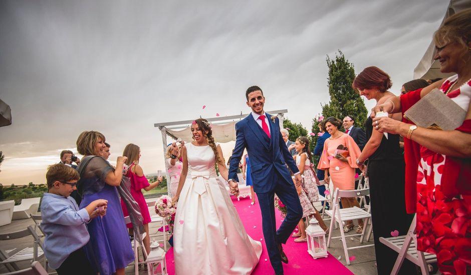 La boda de Julio y Mari Carmen en Alalpardo, Madrid