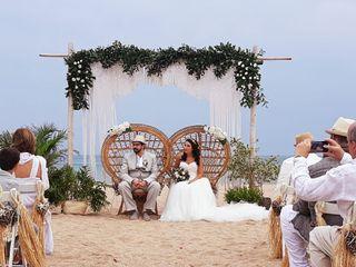 La boda de Aïda y Bernat