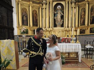 La boda de Lourdes  y Román  1