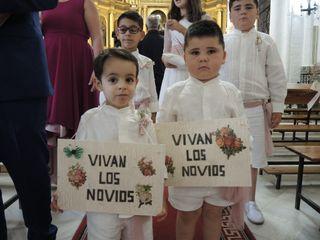 La boda de Lourdes  y Román  2