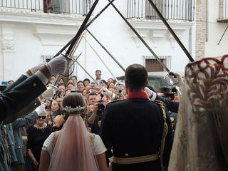 La boda de Lourdes  y Román  3