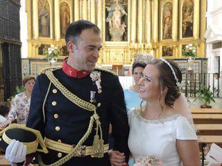 La boda de Lourdes  y Román