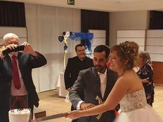 La boda de Nicole  y Adrián 1