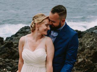 La boda de Renata y Dani