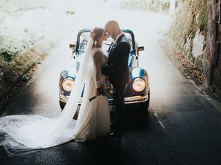 La boda de Lucía y Ivan