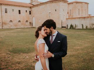 La boda de Clara y Gonzalo