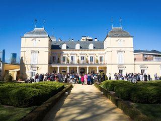 La boda de sergio y silvia en madrid madrid - Vilaplana catering madrid ...