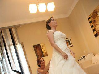 La boda de Daniela y Cristóbal 2