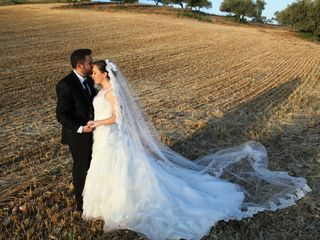 La boda de Daniela y Cristóbal