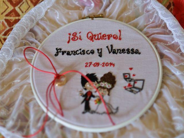 La boda de Francisco y Vanessa en Talavera De La Reina, Toledo 6
