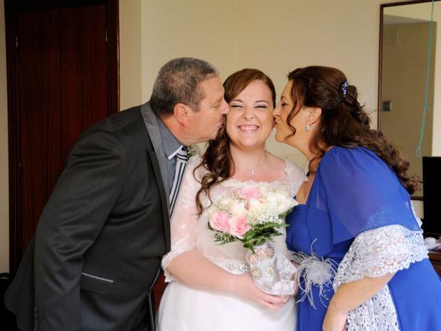 La boda de Francisco y Vanessa en Talavera De La Reina, Toledo 12