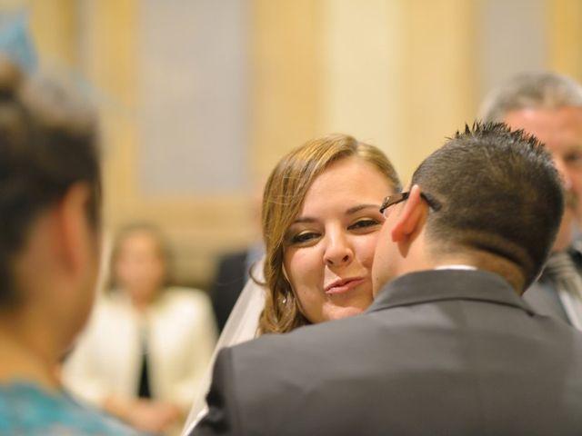 La boda de Francisco y Vanessa en Talavera De La Reina, Toledo 17