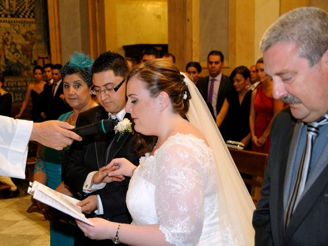 La boda de Francisco y Vanessa en Talavera De La Reina, Toledo 20