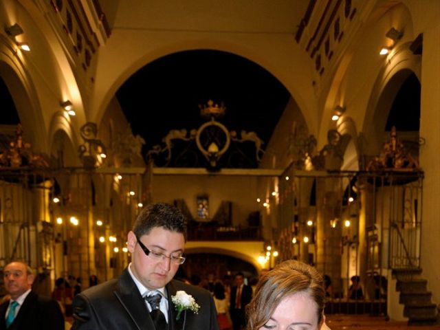 La boda de Francisco y Vanessa en Talavera De La Reina, Toledo 22