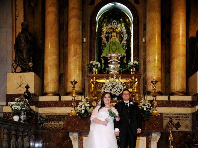 La boda de Francisco y Vanessa en Talavera De La Reina, Toledo 23