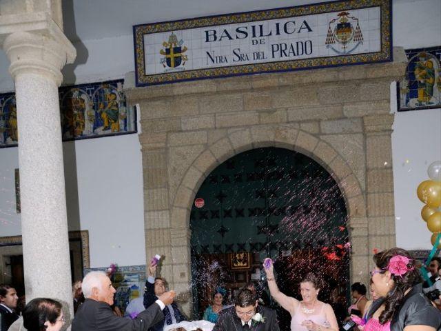 La boda de Francisco y Vanessa en Talavera De La Reina, Toledo 25
